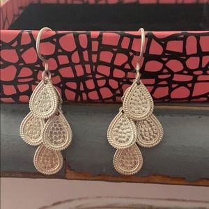 Anna Beck 925 Sterling Silver Earrings